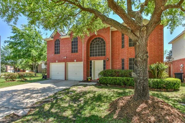 22715 Castleton Creek Court, Katy, TX 77450 (MLS #86981690) :: The Bly Team