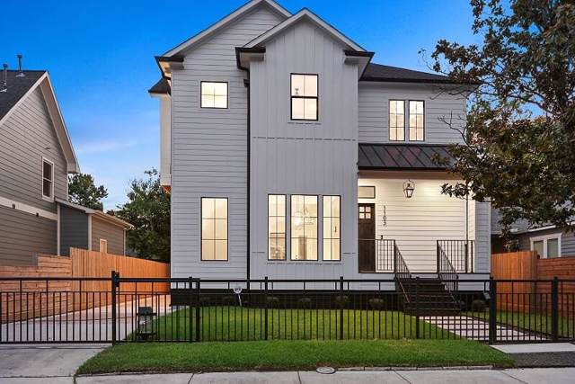 1103 Tabor Street, Houston, TX 77009 (MLS #86984357) :: Green Residential