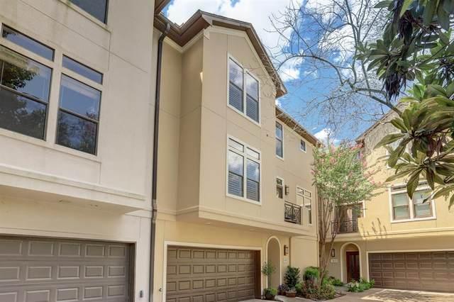 1412 Harold Street C, Houston, TX 77006 (MLS #86985391) :: Green Residential