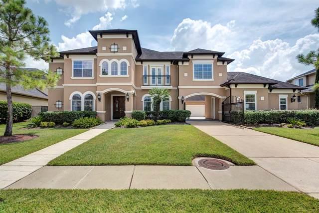 2505 Bayfront Drive, Pearland, TX 77584 (MLS #87003211) :: Ellison Real Estate Team