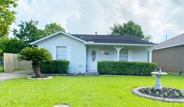 1607 N Avenue R, Freeport, TX 77541 (MLS #87004520) :: Texas Home Shop Realty