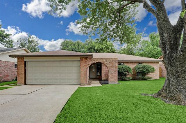 8502 Snowbank Drive, Houston, TX 77064 (MLS #87005663) :: The SOLD by George Team