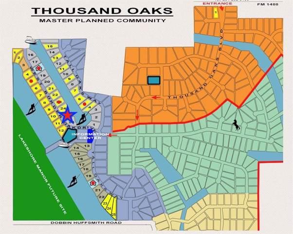 12011 W Border Oak, Magnolia, TX 77354 (MLS #87010782) :: Texas Home Shop Realty