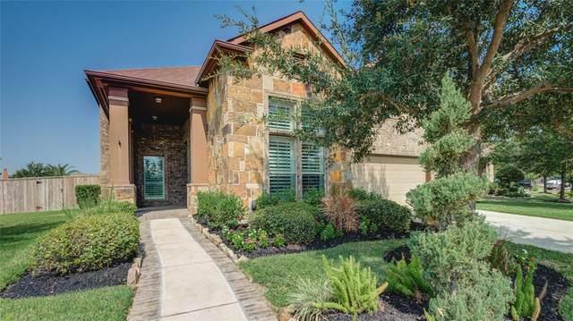 19022 Ridge Cove Lane, Cypress, TX 77433 (MLS #87012863) :: The Queen Team