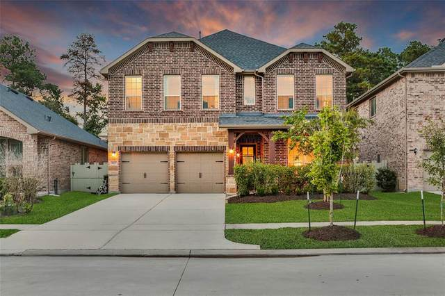 9827 Sweet Flag Court, Conroe, TX 77385 (MLS #87016657) :: The Property Guys