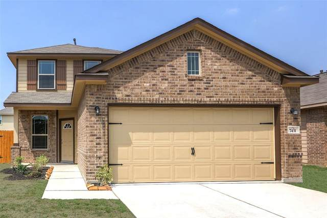 14219 Grand Hills Drive, Conroe, TX 77303 (MLS #87019578) :: The Wendy Sherman Team