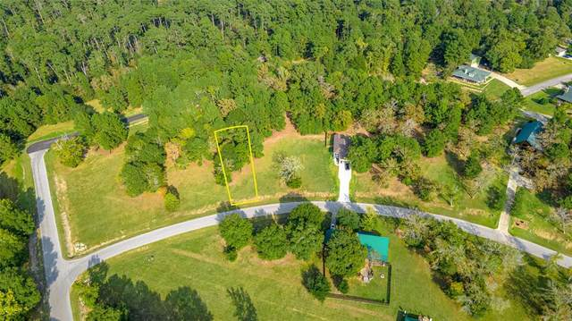 11 Lakecrest Lane, Huntsville, TX 77340 (MLS #87022922) :: Green Residential