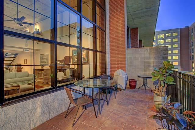 1025 S Shepherd Drive #205, Houston, TX 77019 (MLS #87023260) :: Texas Home Shop Realty