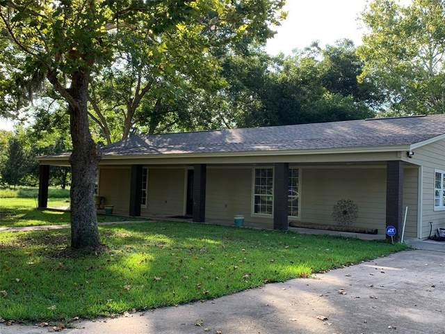10766 Cr 743, Sweeny, TX 77480 (MLS #87028680) :: The Property Guys