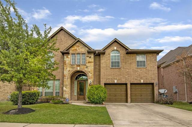 5814 Beeston Hall Court, Spring, TX 77388 (MLS #87028689) :: The Parodi Team at Realty Associates