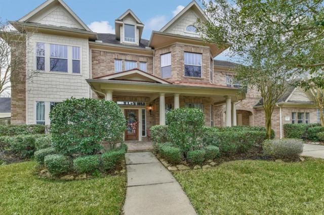 8514 Graceful Bend Lane, Humble, TX 77396 (MLS #87034734) :: Lion Realty Group / Exceed Realty