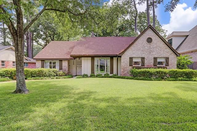 722 Wycliffe Drive, Houston, TX 77079 (MLS #87036665) :: Caskey Realty
