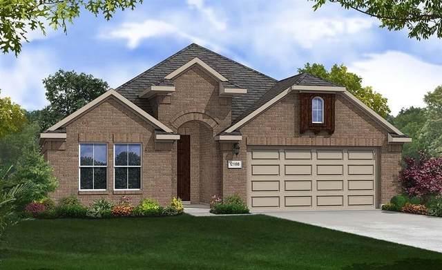 16335 Rockdale Landing Drive, Hockley, TX 77447 (MLS #87057600) :: The Queen Team