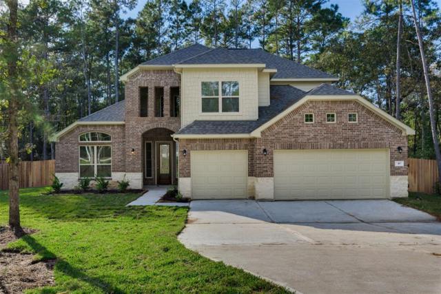 43 Fairhope Lane, Magnolia, TX 77355 (MLS #87061699) :: The Home Branch