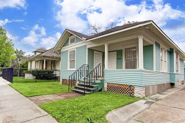2904 Houston Avenue, Houston, TX 77009 (MLS #87064631) :: Rachel Lee Realtor