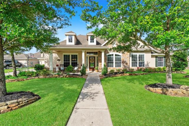 28123 Geneva Springs Lane, Spring, TX 77386 (MLS #87066085) :: The SOLD by George Team