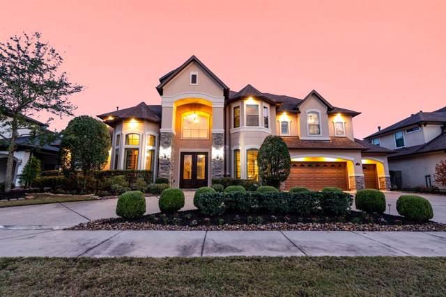 707 Moss Hammock Way, Sugar Land, TX 77479 (MLS #87076755) :: Ellison Real Estate Team
