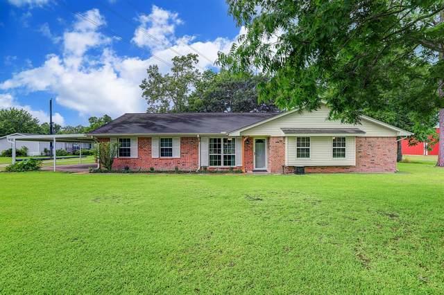 17102 Herridge Road, Pearland, TX 77584 (MLS #87089758) :: Giorgi Real Estate Group