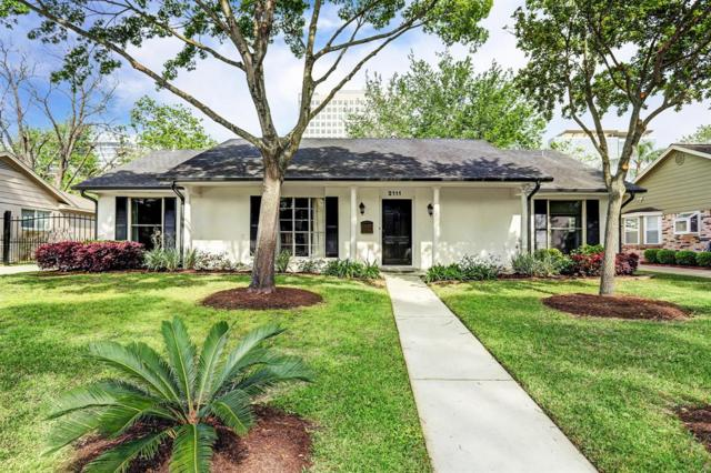 2111 Blue Willow Drive, Houston, TX 77042 (MLS #87091430) :: The SOLD by George Team
