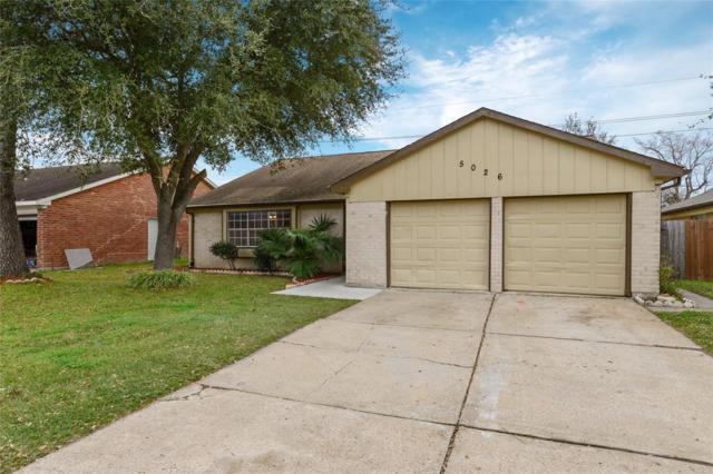 5026 Tain Drive, Houston, TX 77084 (MLS #8709282) :: Texas Home Shop Realty