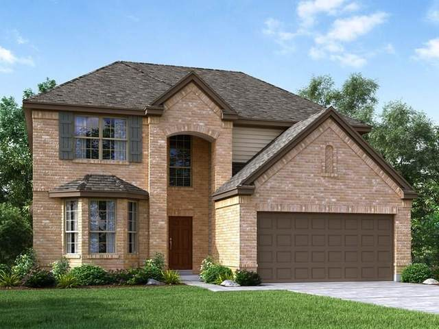 2317 Jessamine Heights Lane, Pearland, TX 77089 (MLS #87108438) :: The SOLD by George Team