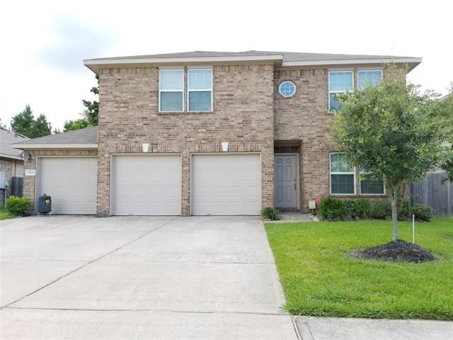 3414 Hunters Canyon, Baytown, TX 77521 (MLS #87109560) :: The SOLD by George Team