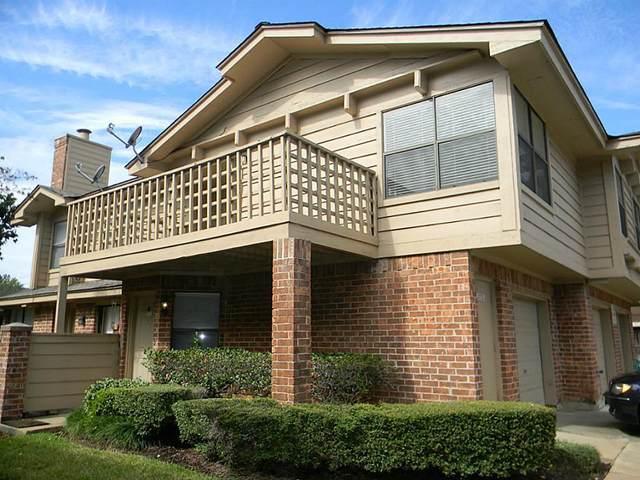 2711 Grants Lake Boulevard #21, Sugar Land, TX 77479 (MLS #87109574) :: The SOLD by George Team