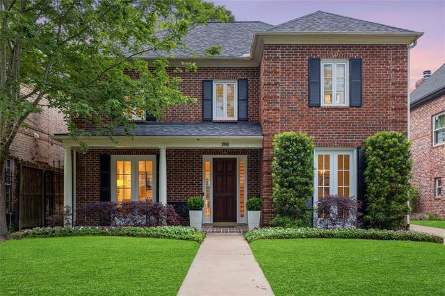 3910 Swarthmore Street, Houston, TX 77005 (MLS #8711074) :: The Queen Team