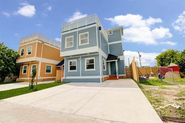4013 Avenue N 1/2, Galveston, TX 77550 (MLS #87119112) :: Connect Realty