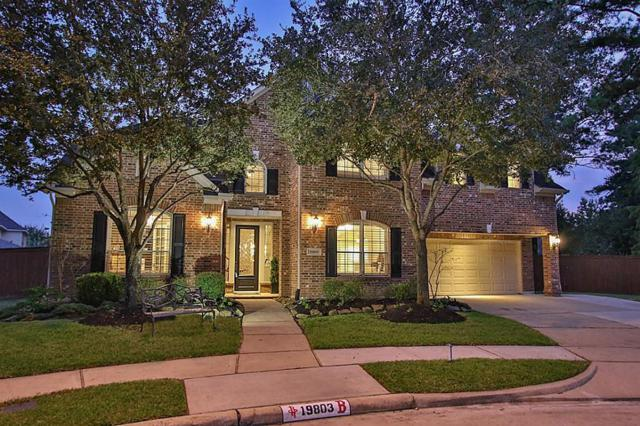 19803 Rose Dawn, Spring, TX 77379 (MLS #87128332) :: Grayson-Patton Team