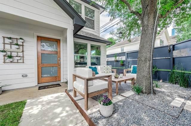 1100 Cleveland Street, Houston, TX 77019 (MLS #87129380) :: Green Residential