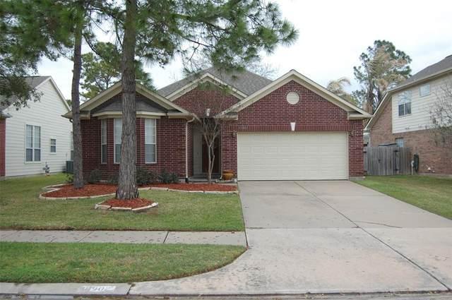 14902 Carolina Falls Lane, Cypress, TX 77433 (#87143114) :: ORO Realty