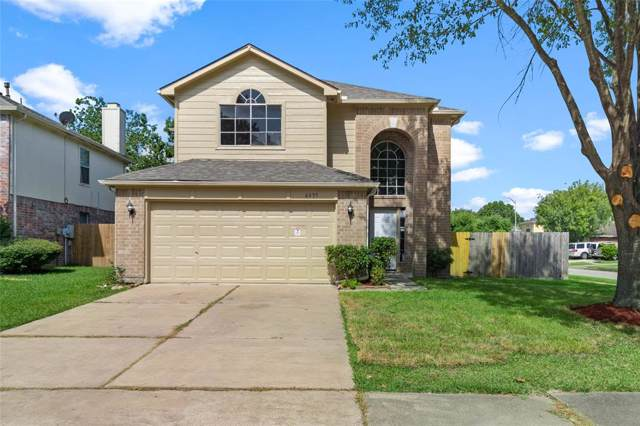 6355 Foxhunter Road, Houston, TX 77049 (MLS #87154539) :: The Heyl Group at Keller Williams