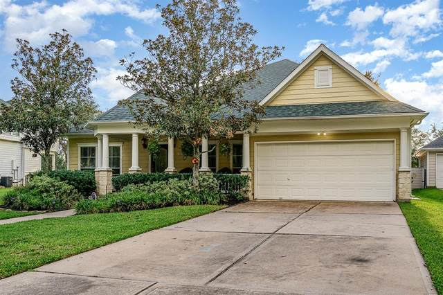 8807 Aberdeen Park Drive, Houston, TX 77095 (MLS #87165366) :: The SOLD by George Team