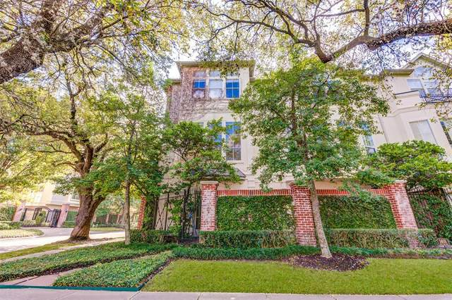 1401 Hyde Park Boulevard A, Houston, TX 77006 (MLS #87169267) :: Green Residential