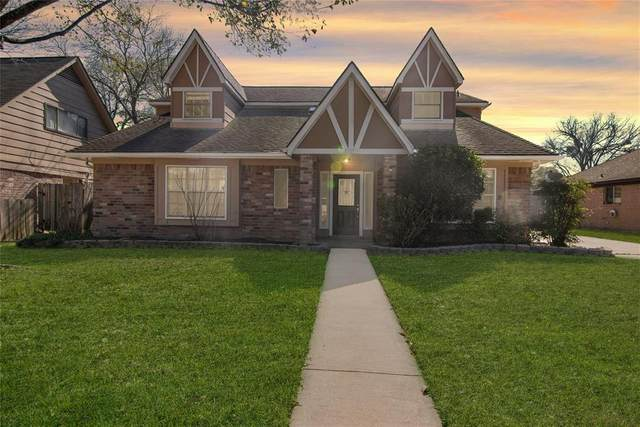 21335 Park Royale Drive, Katy, TX 77450 (MLS #87169445) :: The Sansone Group