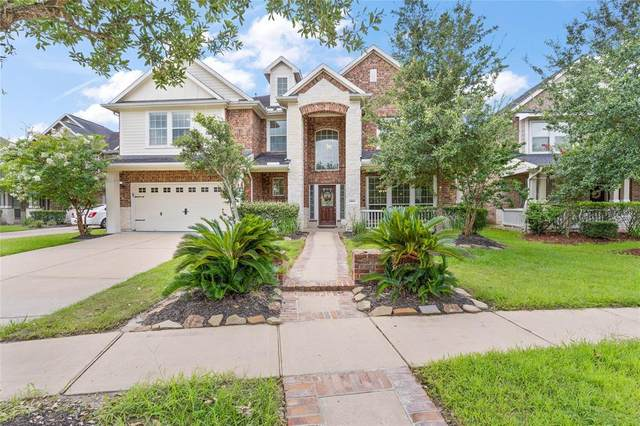 18011 Channel Hill Drive, Cypress, TX 77433 (MLS #87175012) :: The SOLD by George Team