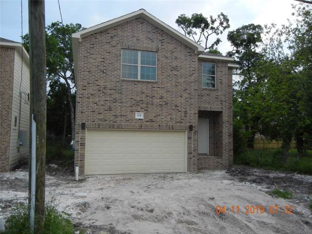 525 E 40th, Houston, TX 77022 (MLS #87179333) :: The Parodi Team at Realty Associates