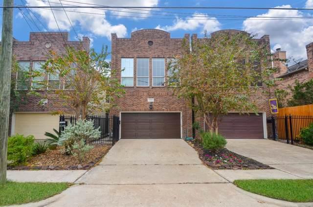 1521 Blair Street, Houston, TX 77008 (MLS #87186153) :: Green Residential