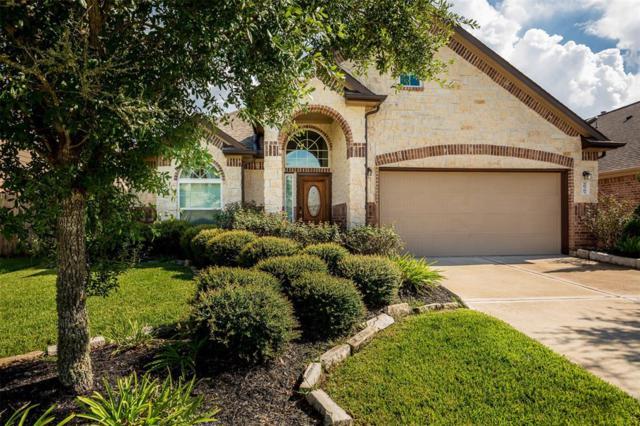 20707 Kingsford Trail Lane, Richmond, TX 77407 (MLS #87201690) :: Fairwater Westmont Real Estate