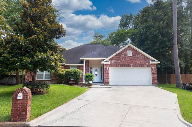 108 Woodmont Drive, Conroe, TX 77356 (MLS #8720581) :: The Home Branch