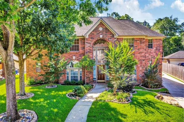 2507 Woodsboro Drive, Spring, TX 77388 (MLS #87215824) :: The SOLD by George Team