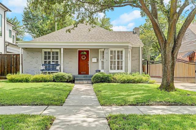 4005 Rice Boulevard, Houston, TX 77005 (MLS #87218270) :: The Heyl Group at Keller Williams