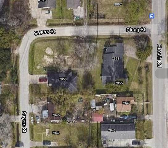 7954 Sayers Street, Houston, TX 77016 (MLS #8722995) :: Texas Home Shop Realty