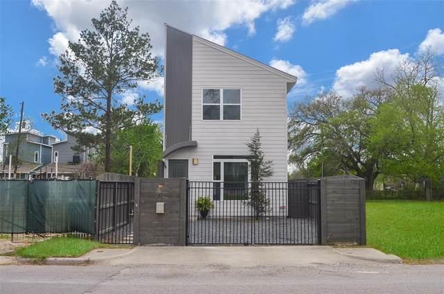 312 E 36th Street, Houston, TX 77018 (MLS #87230305) :: Giorgi Real Estate Group