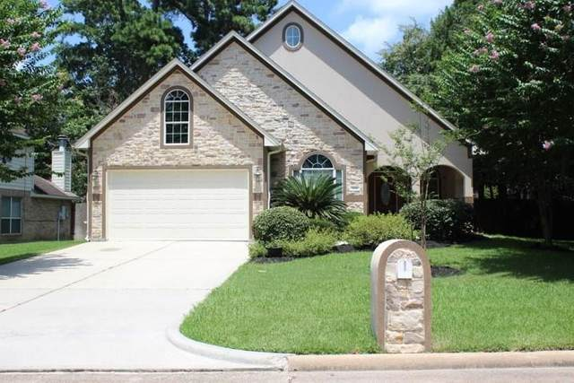 3311 Fitzgerald Drive, Montgomery, TX 77356 (MLS #87230589) :: The Home Branch