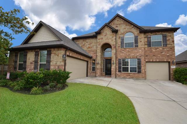 16711 Orchid Mist Drive, Cypress, TX 77433 (MLS #87238587) :: The Home Branch
