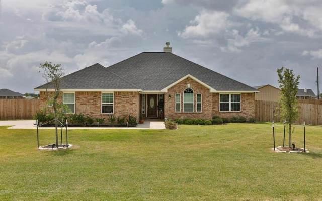 11019 Horseshoe Estates Drive, Needville, TX 77461 (MLS #87239659) :: The Freund Group