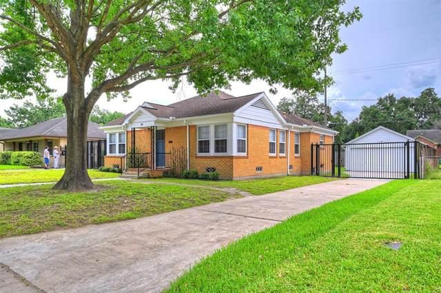 310 Eleanor Street, Houston, TX 77009 (MLS #87243807) :: My BCS Home Real Estate Group