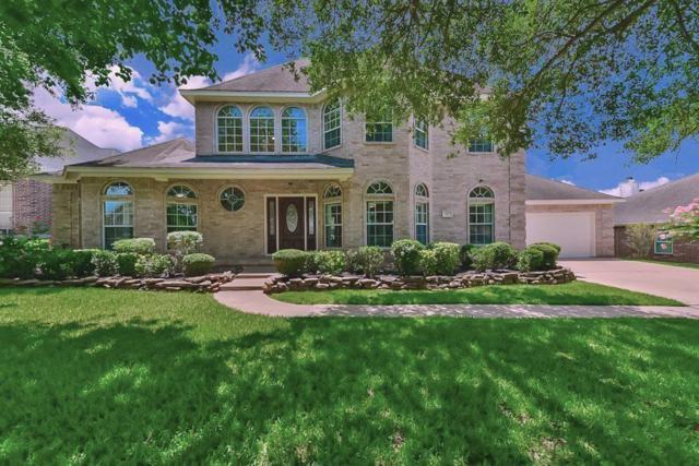 110 Spring Lake Drive, Conroe, TX 77356 (MLS #87262357) :: The Home Branch